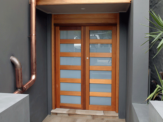 timber-hinged-door-1 & Timber Hinged Doors | Entry Doors | Airlite Doors